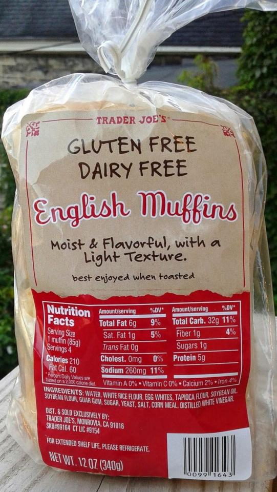 Trader Joe's has the best English muffins you will ever have.
