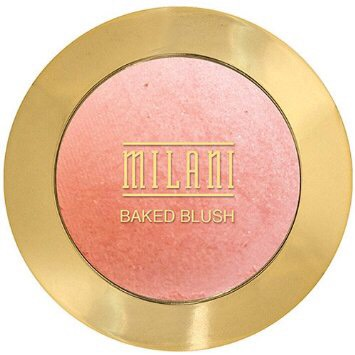 This Milani baked blush in luminoso is raved about on YouTube as the drugstore dupe for nars orgasm, and I have to say I like it a lot. For me it's a very soft flush of color since I have a medium skin tone, and it's almost like a highlight and blush in one.