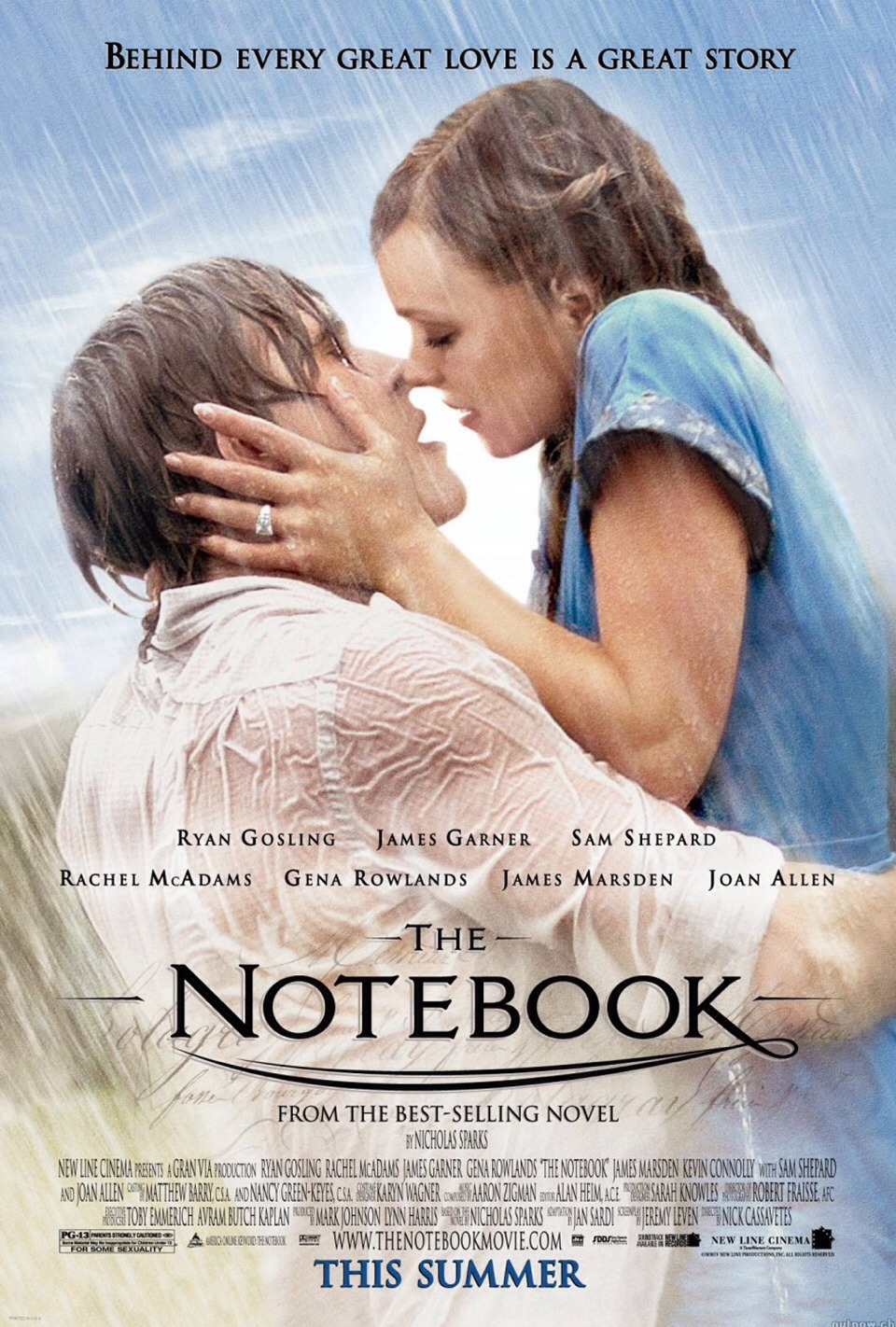 THE NOTEBOOK - romance