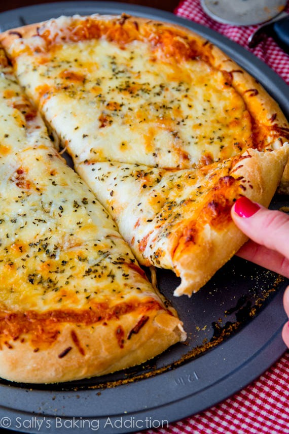 Have fun making pizza! 😝😍😋