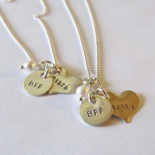 BFF'S necklaces or bracelets