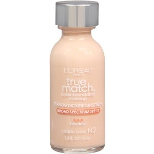 This little bottle seems like it is very small but trust me when I say this, it goes a long way and it makes your face matte for the whole day! It is amazing and made by a drug store brand! I love this and I recommend it totally !!