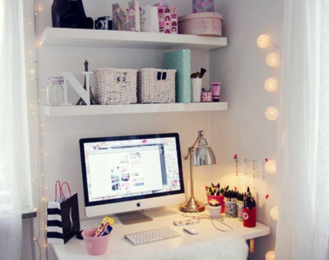 Keep your desk organised