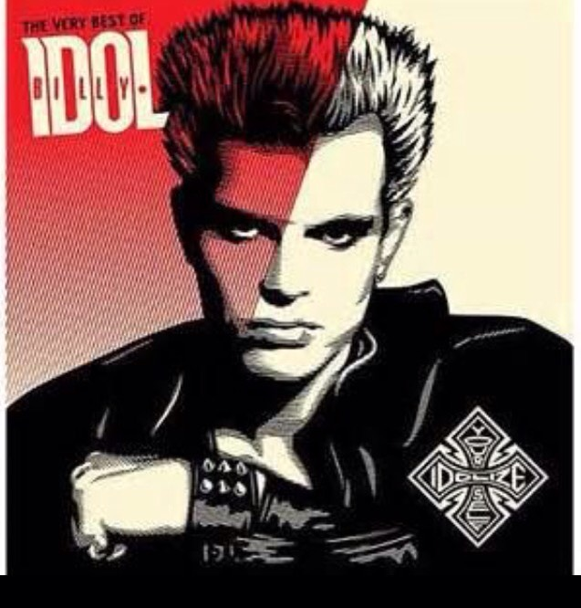 """10. """"Dancing With Myself"""" by Billy Idol"""