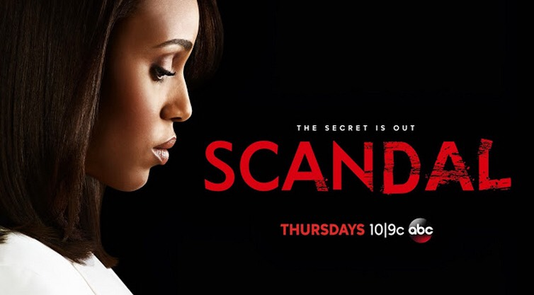 Scandal is a really good show!!