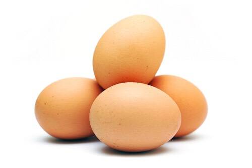 6. Eggs Digest slowly and have few calories