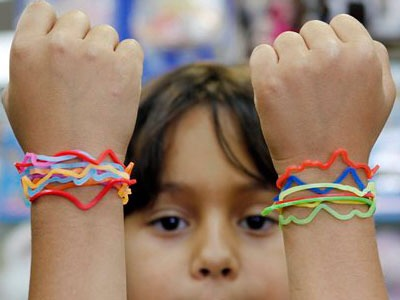You can train yourself like one of Pavlov's dogs by snapping a rubber band around your wrist every time you go to bite your nails. Not only will this help you conceptualize how often you bite your nails, it'll help condition you to knock it off.
