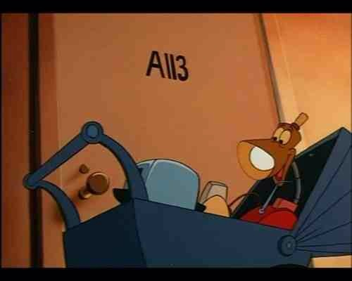 """It's easy to find in """"The Brave Little Toaster."""""""