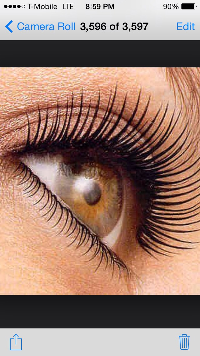 Want longer, fuller and thicker lashes? Heres how!