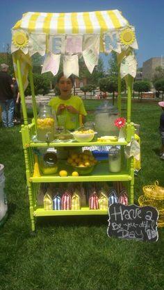 Sell lemonade.
