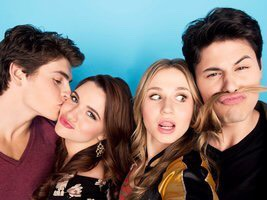 Faking it. - I love this show also it's amazing! ❤️😘