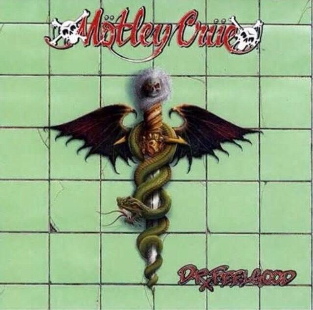"""20. """"Dr. Feelgood"""" by Mötley Crüe"""