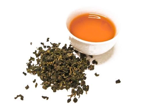 Oolong tea!
