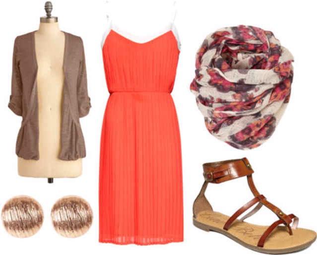 Mango Dress: Day