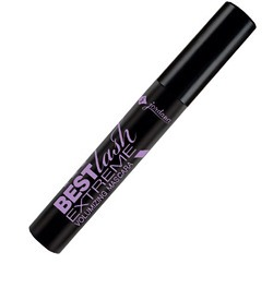 3: Jordana Best Lash Extreme Volumizing Mascara Black | $2.99 Any $3 mascara that gets rave reviews for everything from its thickening ability to its brush to its lasting power is worth a test run; Jordana just might be giving Great Lash a run for its money.
