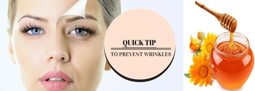 Are you looking for a quick solution on how to get rid of wrinkles? Well, try this quick tip to reverse the signs of aging. This homemade remedies to require moisturizing ingredients like banana, avocado and honey.