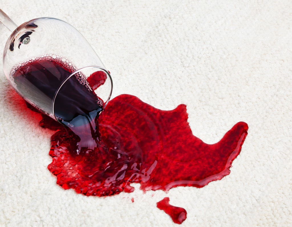 12. If you stain your clothes with red wine, use white wine to remove it. If you've already finished that the reach for the club soda!
