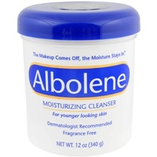 This is a makeup remover product but you can also put it on your stomach before a workout and sweat twice more .