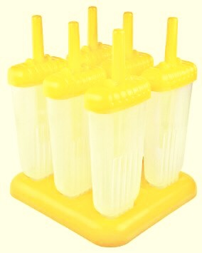 Step 1 okay first off u will need Popsicle holders. Any size or colour, it doesn't matter.