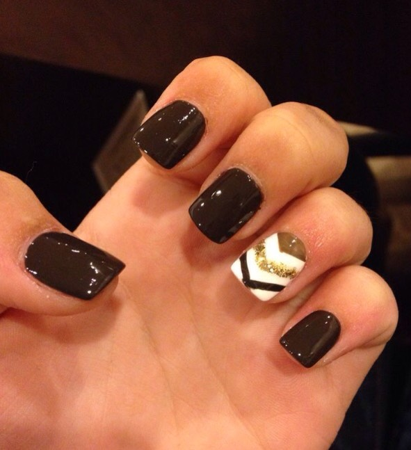 Please check out my perfect nails for winter tip as well! - Musely