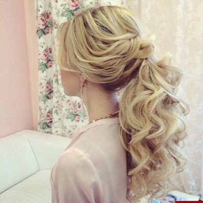 hair styles for wedding musely 6664