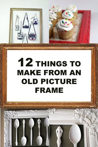 Looking for something creative to do with your frames?