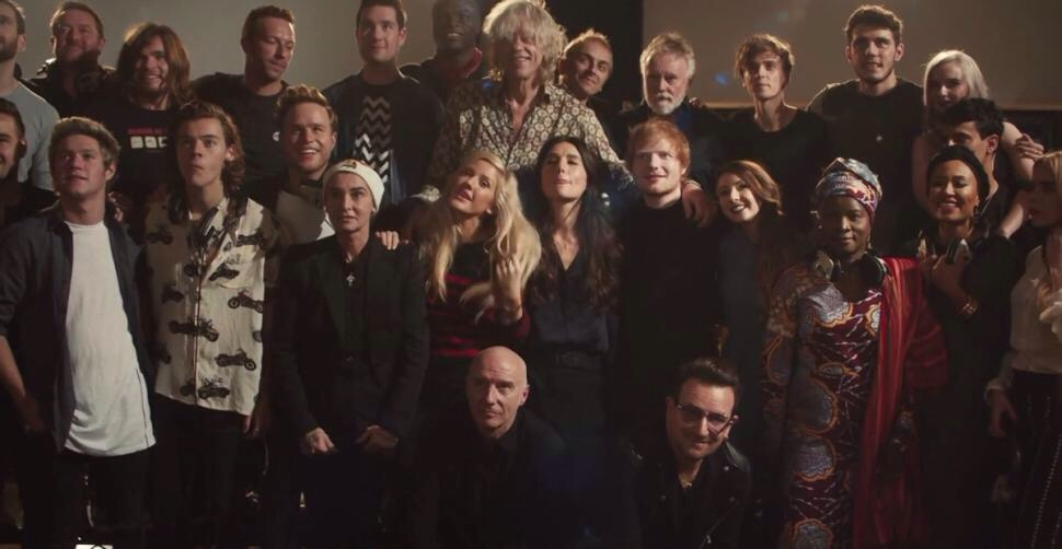 Do They Know It's Christmas Time- Band Aid 30🎄