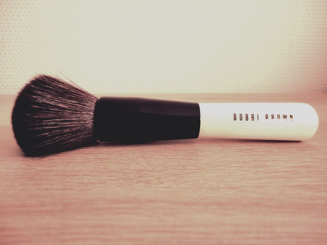 Bronzer brush: to apply your bronzer with. They come with mini brushes when you buy them but I prefer using an actual brush.