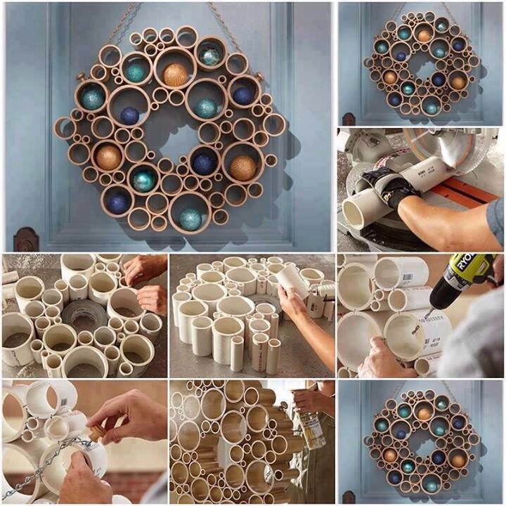 You can make your own storage or you can turn it into a decoration!!