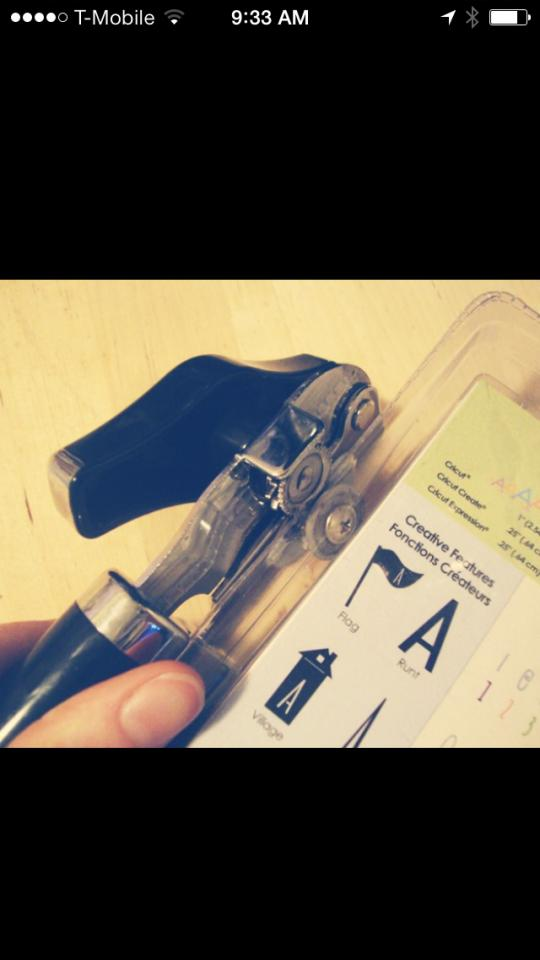 Use a can opener to open those touch plastic packages that electronics come in!