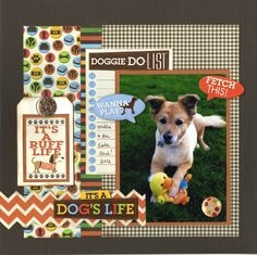 3. Animal friendly!!!! Show off your cute adorable pet. Not only is it a cute way to relive old times but it shows you moments of you and your best and loyal pal!!!