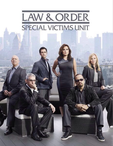 LAW & ORDER:SPECIAL VICTIMS UNIT  It is my complete favorite #1  It is my obsession 💗 It has 16 seasons-nbc-