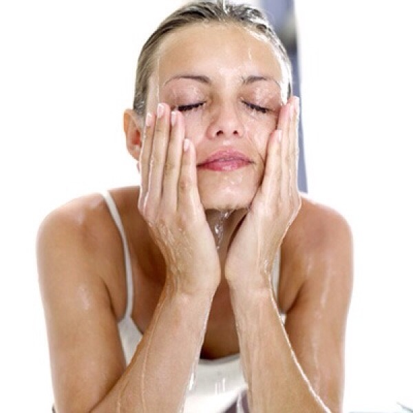 Don't wash your face more than twice a day. Your skin could become dried out and irritated, and it requires some of your natural oils for maximum health.