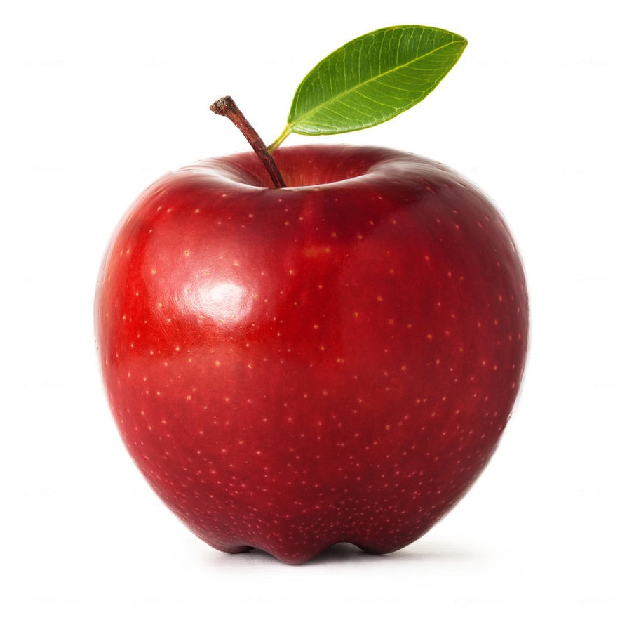 Eat a piece of an apple sprinkled with salt and then drink a glass of warm water.