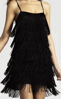 Fringe  Swing your way into spring with fringe. This season is all about movement, so make sure to add some twirl-worthy fringe into your spring style. This trend is showing up everywhere, but especially in shirts and dresses.