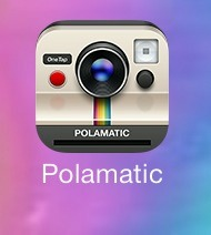 "Get the app ""Polomatic""."