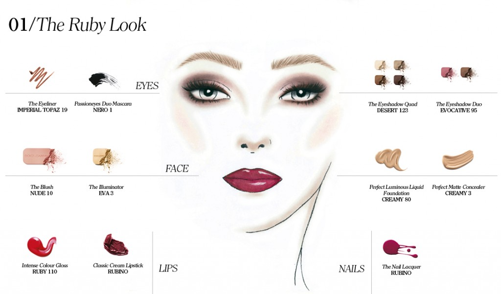 Get this look for Christmas or even New Years eve!