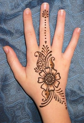 Musely for Henna tattoo for kids