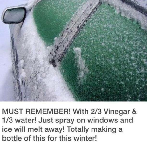 Keep a pre-mixed bottle handy!!!!! Great Tip!