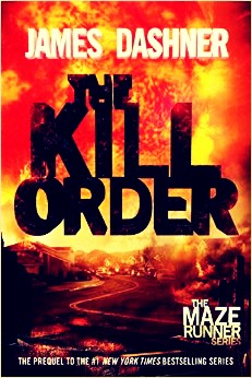 The Kill Order by James Dashner.