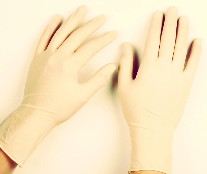 Wear gloves whilst washing and also after applying any hand cream for lasting protection