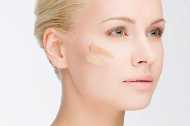 9. If you accidentally purchase a foundation that's too dark, adding a bit of moisturizer to your mix can help lighten it.