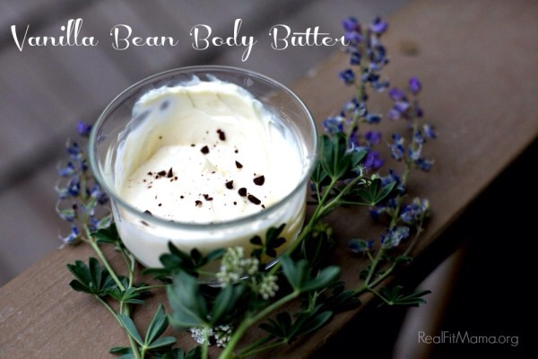 Ingredients: ▪ 1 cup raw cocoa butter ▪ 1/2 cup sweet almond oil ▪ 1/2 cup coconut oil ▪ 1 vanilla bean