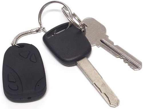 Make sure you always have your keys on you. Whether you have to clip them on your purse or keep them in a separate pocket