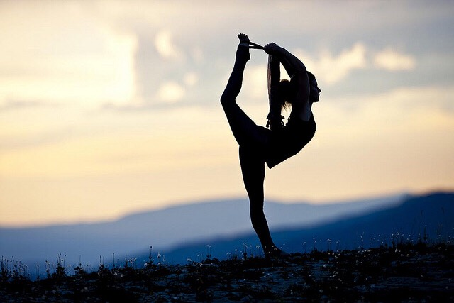 Do yoga on the weekends to release the stress of the pass week and to become more flexible