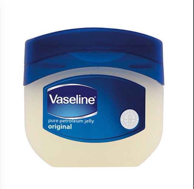 All you'll need is Vaseline and...