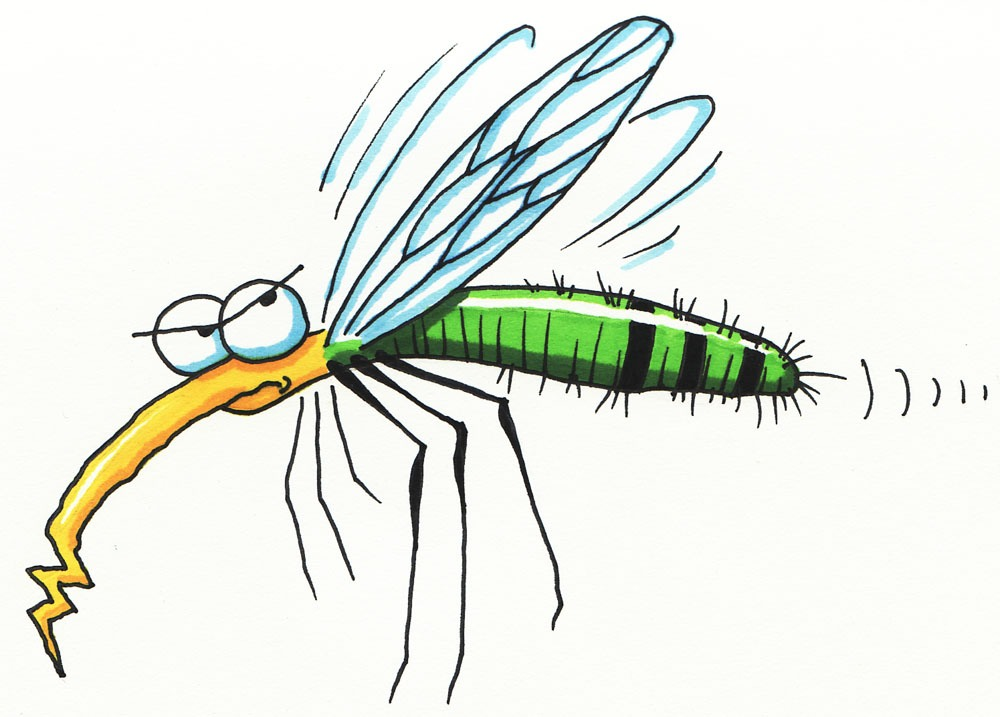 Take the spoon out of the hot water and quickly apply to mosquito bite. It will stop itching in seconds!