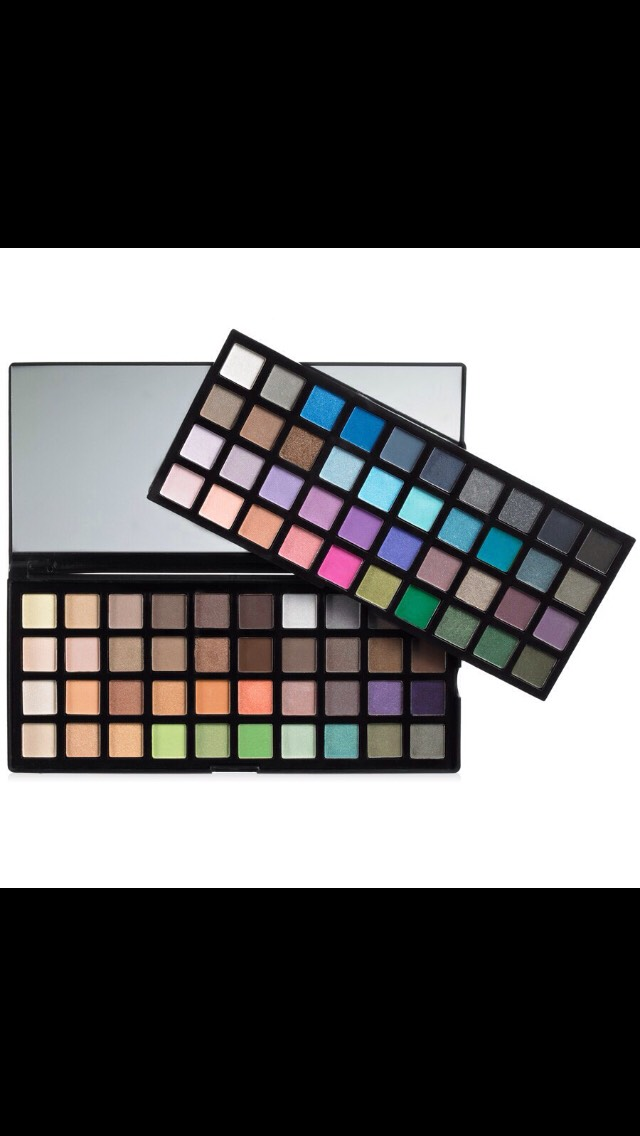 Eyeshadow or makeup pigment of your choice maybe more or less depending on the color.