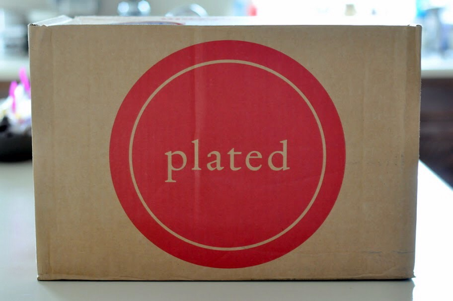 Www.plated.com delivers fresh ingredients to your door. No grocery shopping hassle or menu picking fight.