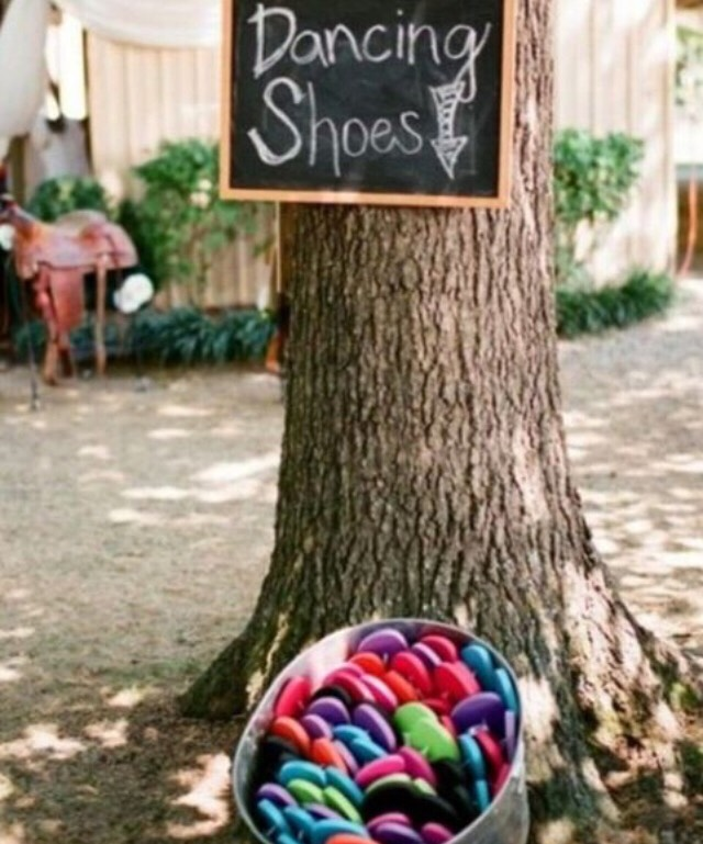 A great idea for people who wore heels!